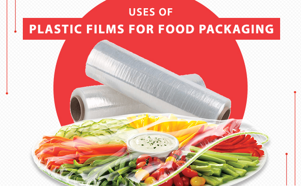 Uses and Types of Plastic Films for Food Packaging | Cosmo Films
