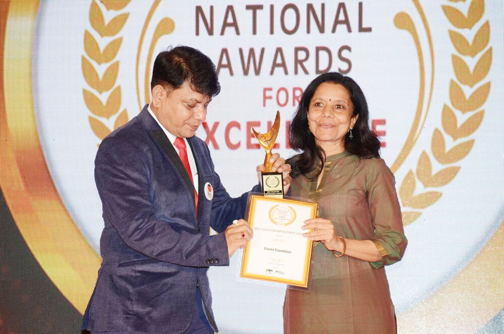 National Award for Excellence in CSR & Sustainability -2015