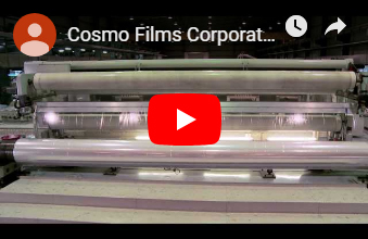 BOPP Films manufacturers, suppliers and Producers in India – Cosmo Films